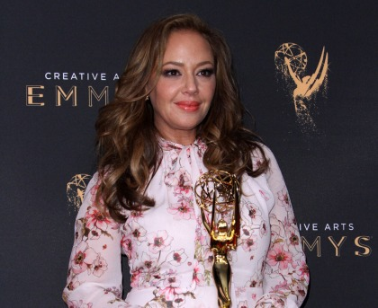 Leah Remini gets an Emmy, forgives her mom for bringing them into Scientology