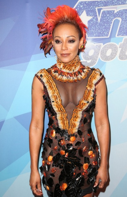 Mel B under felony investigation after allegedly intimidating divorce witness