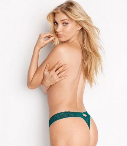 Elsa Hosk Topless And Amazing