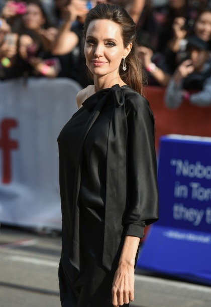 Angelina Jolie: 'I never expect to be the one that everybody understands or likes'