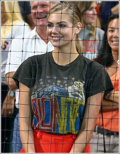 Kate Upton Looking Like The Hottest WAG On The Planet