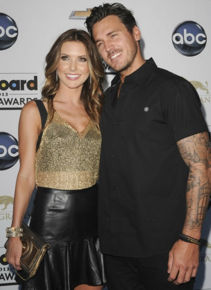 Audrina Patridge files for divorce, accuses her estranged husband of abuse