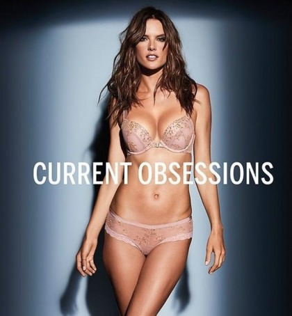 Alessandra Ambrosio Gets Obsessed!