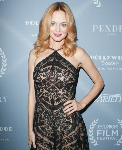 Heather Graham: Harvey Weinstein implied sex-for-scripts in the early 2000s