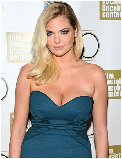 Kate Upton Busts Out All Of Her Ginormous Cleavage For Throwback Thursday
