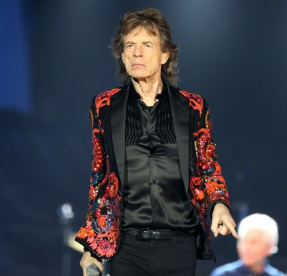 Oh, good: Mick Jagger is 51 years older than his new 23-year-old girlfriend