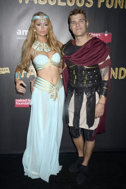 Paris Hilton on her boyfriend: 'I think we?re the only couple that never fights'