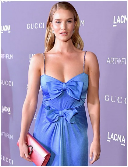 Rosie Huntington-Whiteley Unveils Her Massive New Mom Cleavage And Booty