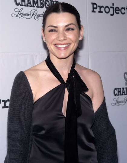 Julianna Margulies: Harvey Weinstein tried to get me alone in a hotel room