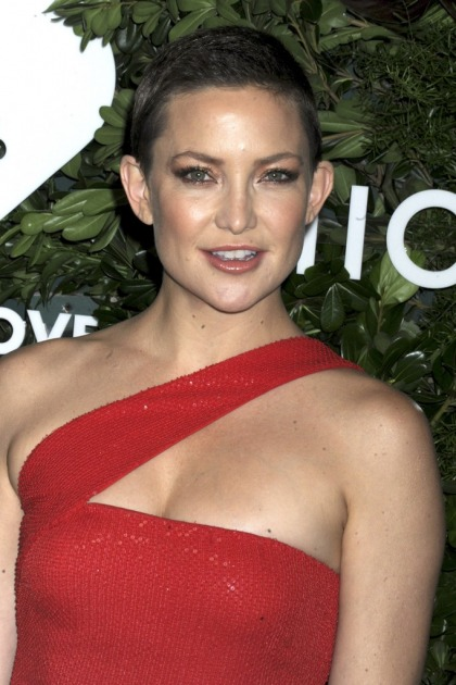 Kate Hudson 'kind of liked' the rumor that she was dating Brad Pitt