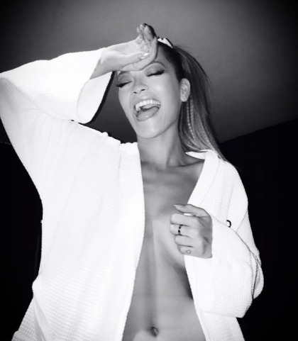 Rita Ora's Cleavage Deserves To Be Famous