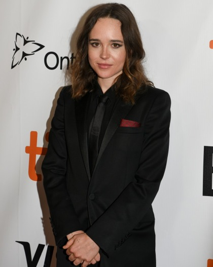 Ellen Page: Brett Ratner outed me in front of cast & crew when I was 18 years old