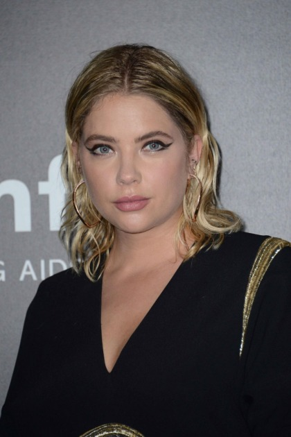 Ashley Benson: 'When you?re always on social media, you?re living in this fake life'