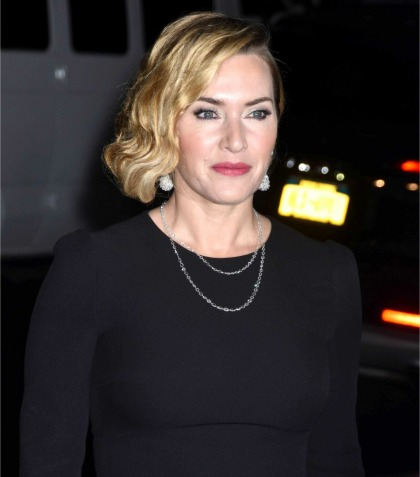 Kate Winslet on Woody Allen: 'As far as I know, he wasn't convicted of anything'