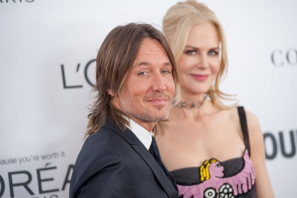 Star: Nicole Kidman is taking pole lessons to spice up her relationship