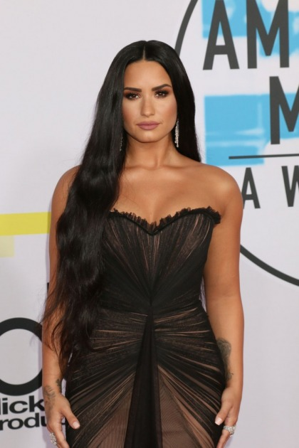 Demi Lovato in Ester Abner, with Danica Roem at the AMAs: pretty or boring?