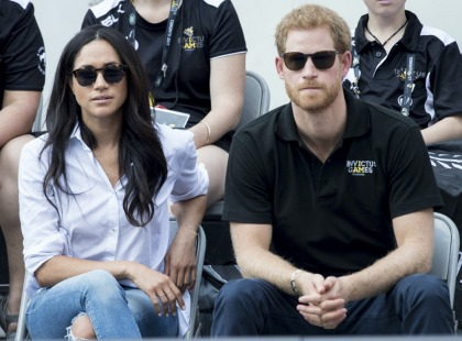 Prince Harry apparently buys American candy treats for Meghan Markle