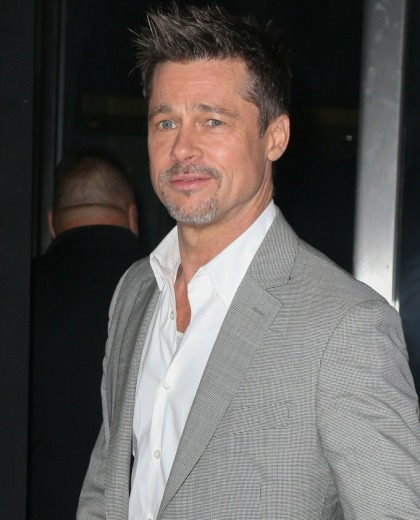 In Touch: Brad Pitt offered half of his fortune to Angelina & she turned it down