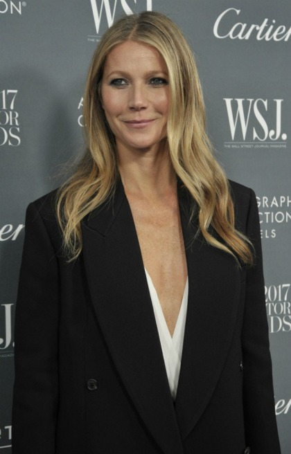 Gwyneth Paltrow's engagement is going exactly as she's planned