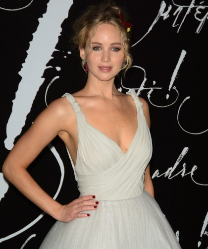 Jennifer Lawrence just signed on to play a 19th century Icelandic murderess, sure