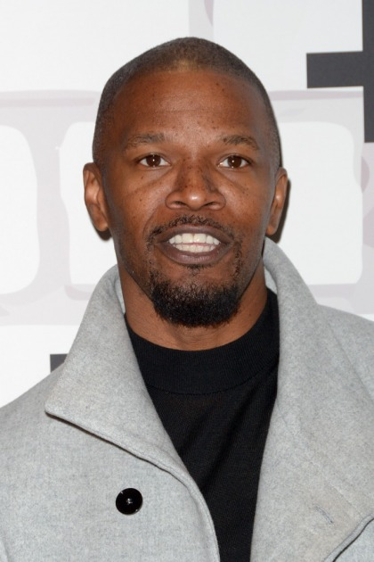 Jamie Foxx and Katie Holmes celebrated his 50th birthday together