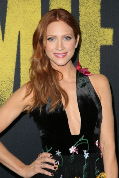 Brittany Snow: 'I?m almost 100 percent vegan, and I?m off dairy and gluten'