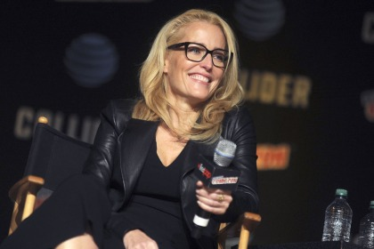 GIllian Anderson has quit the X-Files, she's confirmed it