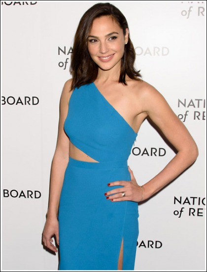 Gal Gadot Looking Like A Busty And Leggy Goddess, Oh My!