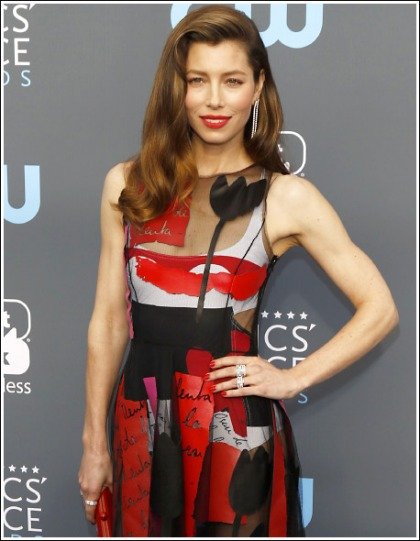 Jessica Biel Shows Off Her Ultra Fit And Sexy Body