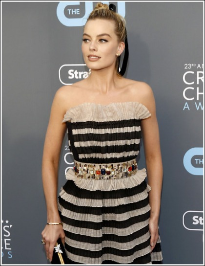 Margot Robbie Looking All Kinds Of Insanely Stunning And Flawless