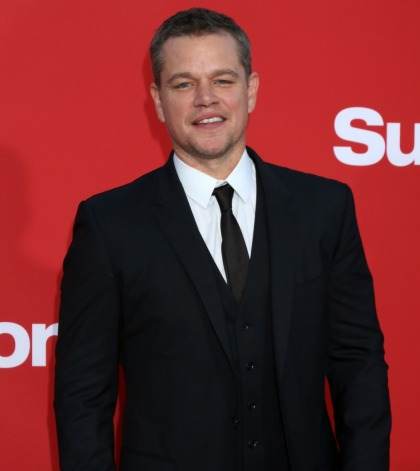 Matt Damon: 'I really wish I?d listened a lot more before I weighed in' on #MeToo