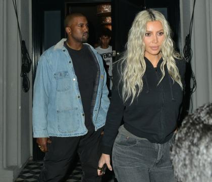 Kim Kardashian & Kanye West named their third child Chicago West