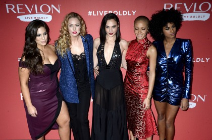 Gal Gadot in Mugler at Revlon event: gorgeous glam or sheer madness?