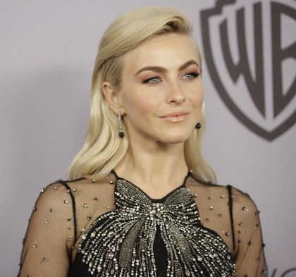 Julianne Hough dyed her hair red: 'I have never felt more like ME'