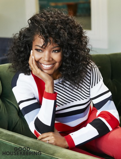 Gabrielle Union: If you feel good, you?ll look good, 'fashion comes from the inside out'