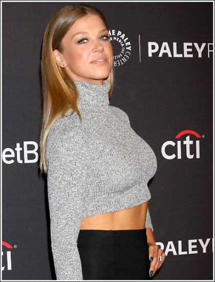 Adrianne Palicki Looking All Kinds Of Ridiculously Sexy And Busty To The Max!