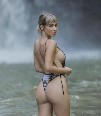 Sara Jean Underwood Is Still Working Hard