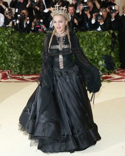 Madonna wore Gaultier to the Met Gala: disappointing or just right?