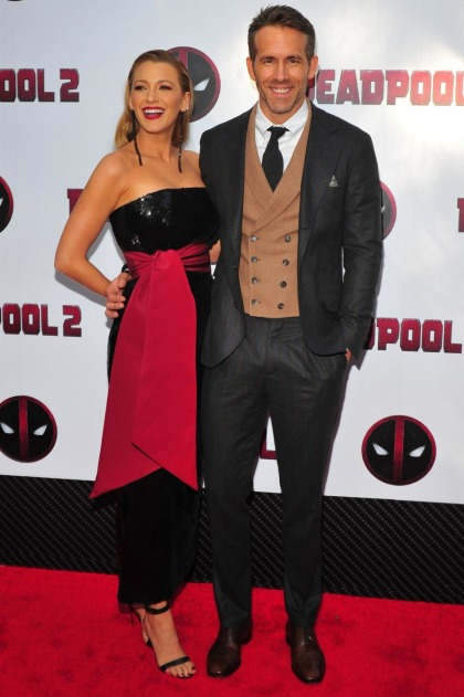 Blake Lively in Brandon Maxwell at the 'Deadpool 2' premiere: cute or meh'
