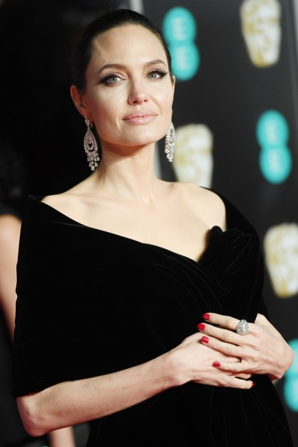 Angelina Jolie's dermatologist speaks about Jolie's skincare, menopause