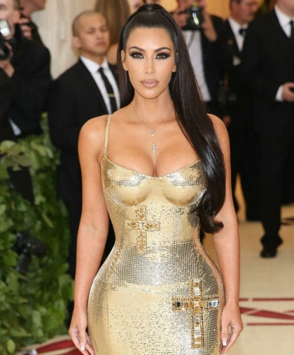 Kim Kardashian will reportedly meet with Donald Trump today about a pardon