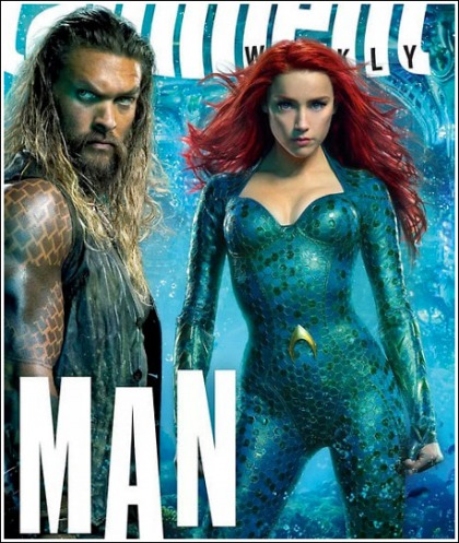 Amber Heard As Mera From Aquaman Will Knock Your Socks Off!