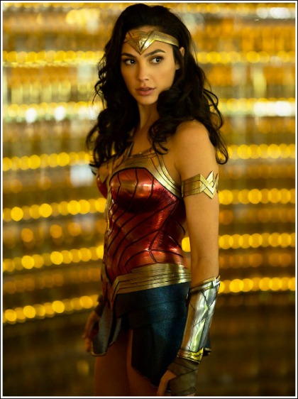 Gal Gadot Is Back As Wonder Woman And Looking More Stunning And Sexier Than Ever' WOW!