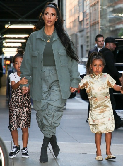 ?Never say never' to Kim Kardashian running for political office at some point