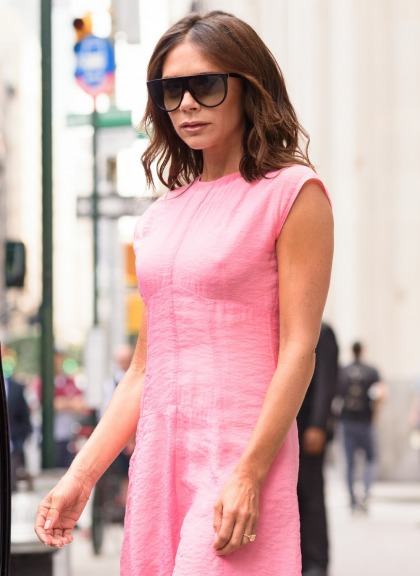 Victoria Beckham: 'I try really, really hard' I am trying to be the best wife'