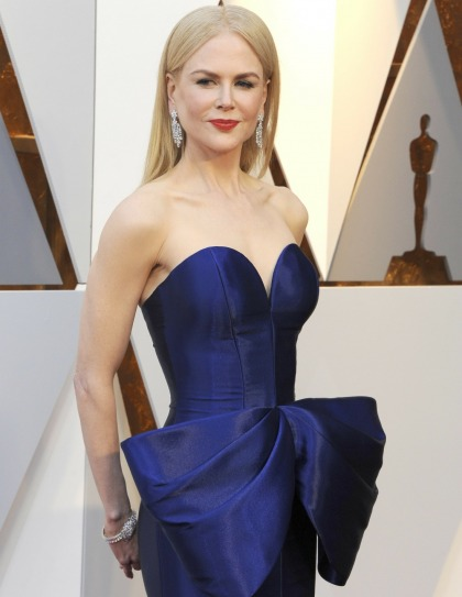 Star: Nicole Kidman asks waiters to only bring her half of the meals she orders