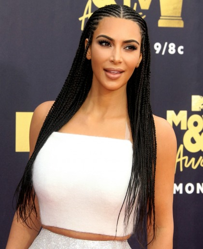Kim Kardashian: Culture-vulturing is fine as long as it 'comes from a place of love'