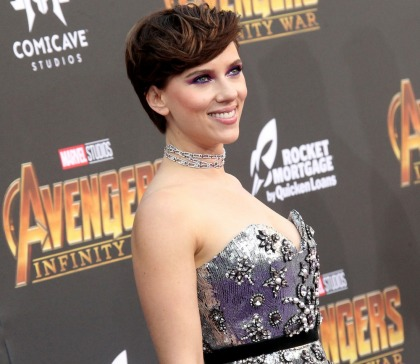 Scarlett Johansson tops Forbes' 'highest paid actress' list, but how'