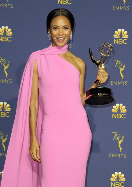 Thandie Newton finally won an Emmy for Westworld but that show is off the rails, right?