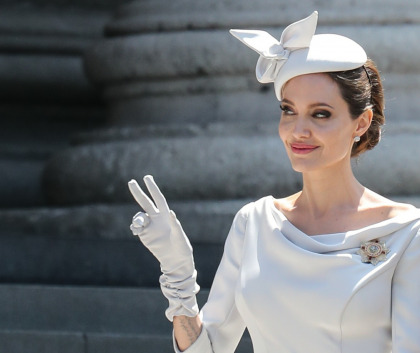 Angelina Jolie signs on to another film, 'The Kept?: does she need the money'